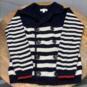 Gucci button sweater